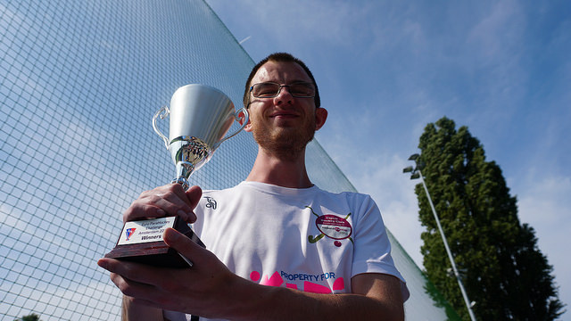 Kings Heath and Freegan Box Delivery Volunteer Tomas Kirby Wins Gold For England!
