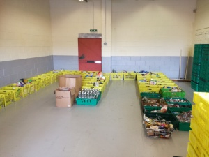 Sharehouse: The Real Junk Food Project Birmingham