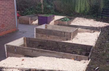 Kings Heath Garden Beds