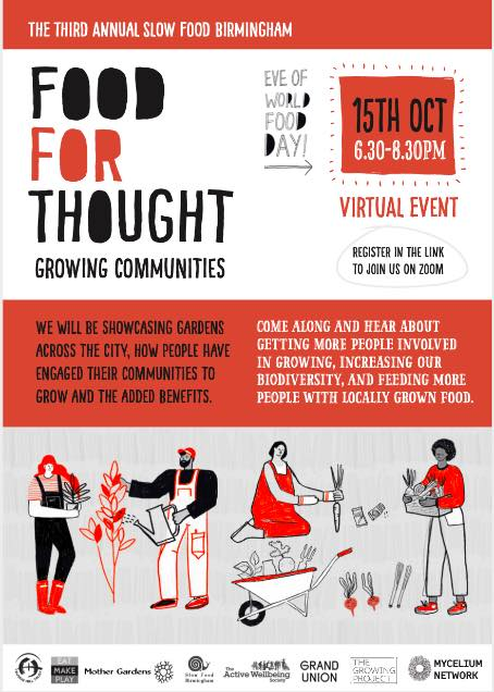 Food for Thought: Growing Communities