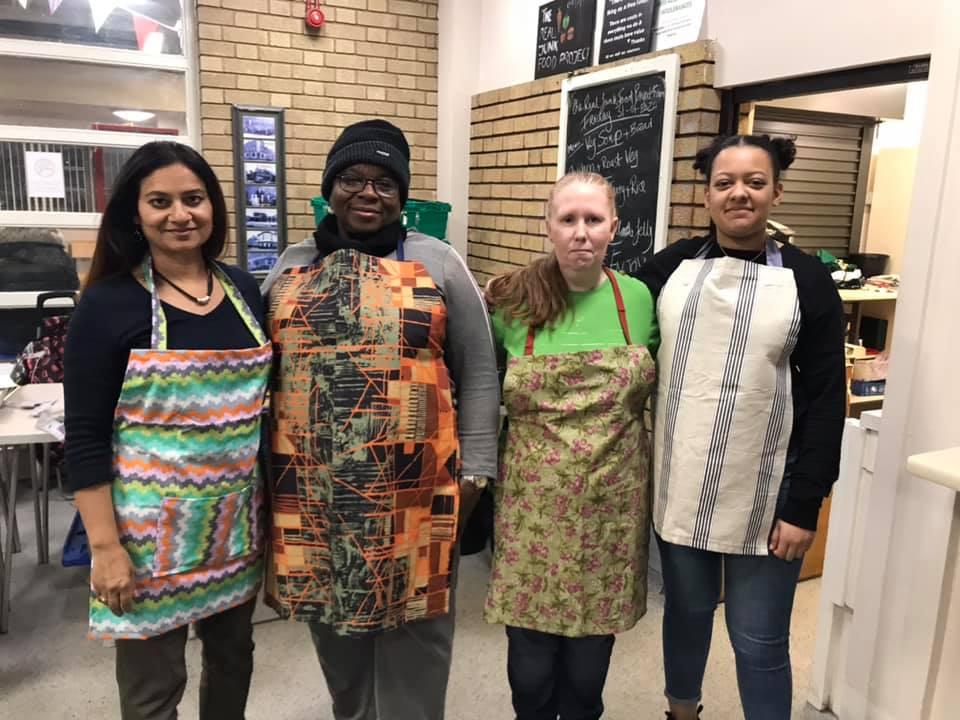 Ladywood Kitchen Volunteers